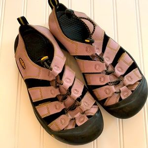 Keen Newport Leather Hiking Water Sandal